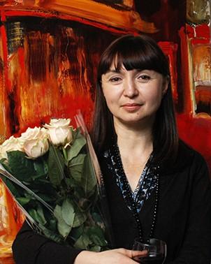 Блохина Лариса