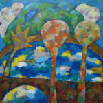Выставка Юрия Резника «Немного солнца…» 20.04.-30.04.2019