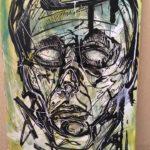 Выставка графики и живописи Артема Будко «Многоликий фантом»